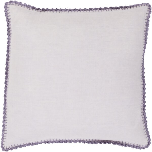 Nyles 100% Linen Throw Pillow Cover by Ophelia & Co.